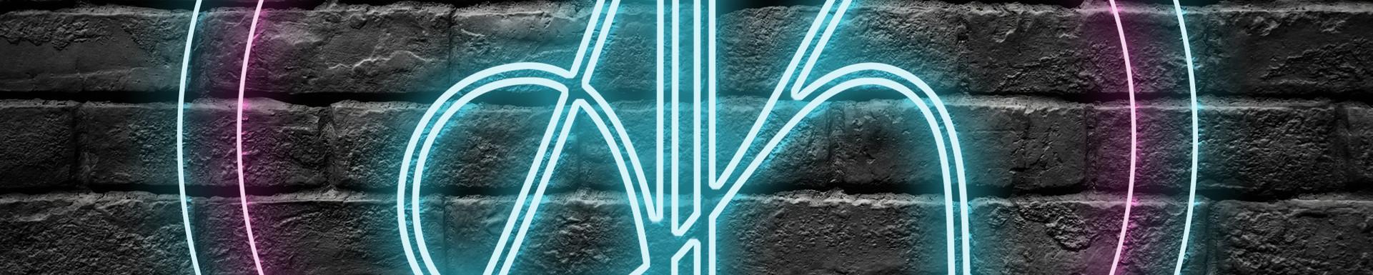 AK Neon Logo