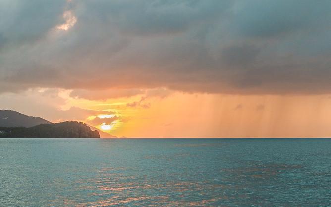 Caribbean Rainshowers