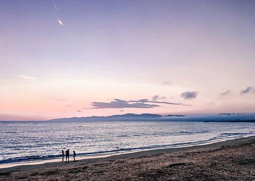 Marina Del Ray, CA Sunset