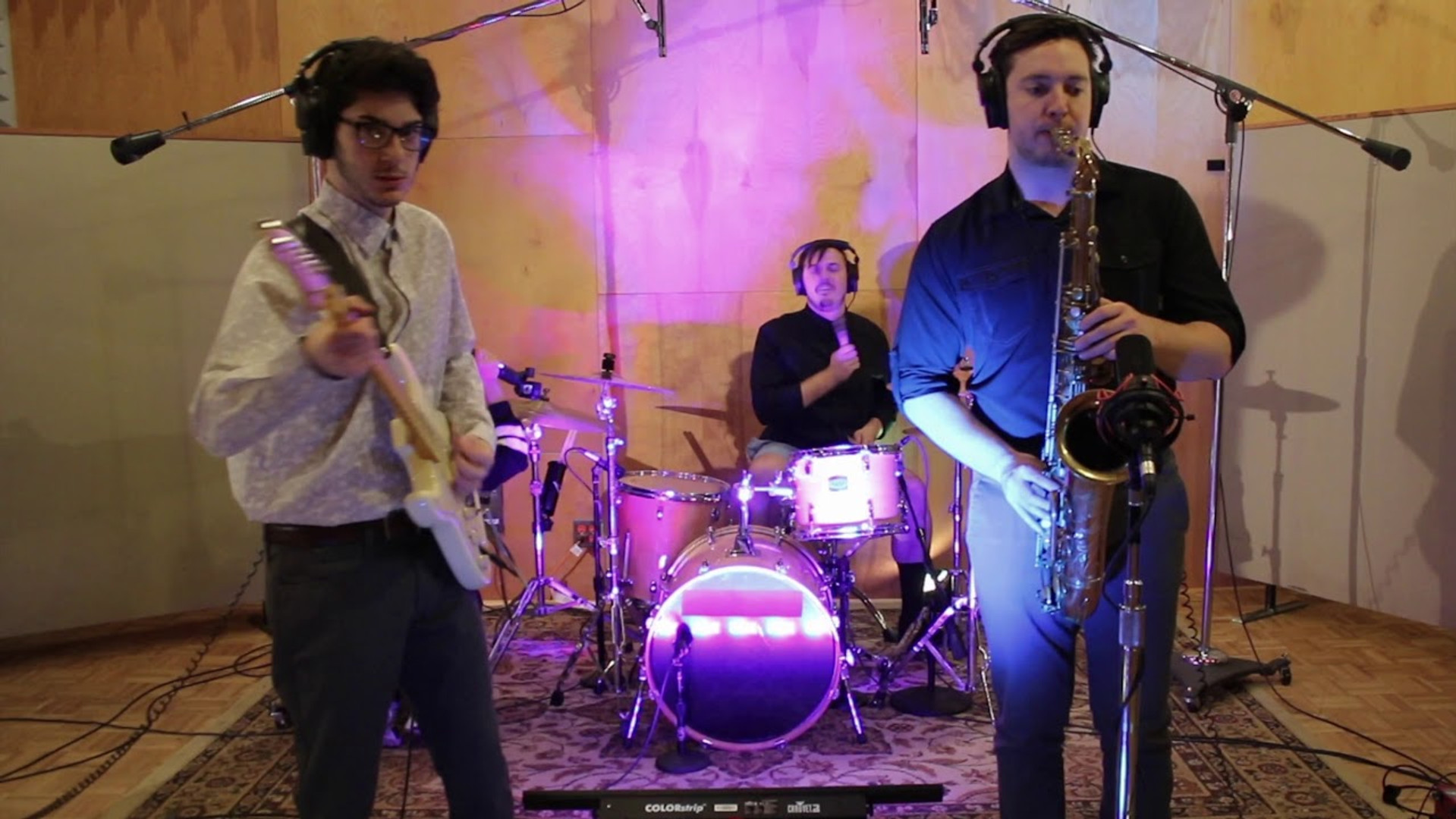 Studio Sessions: 002 - DubFunk - Tichi Ft. Eric Stabnau