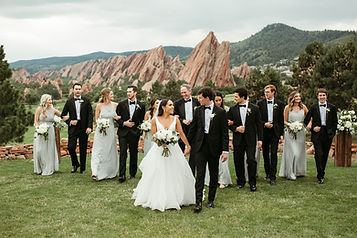 Victoria + Zach 7.17.2020 - Bridal Party