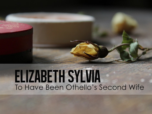 To Have Been Othello's Second Wife