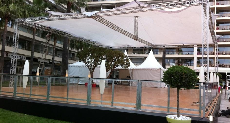 Grill sur plancher Cannes