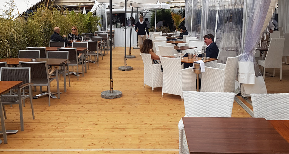 Plancher VIP Cannes