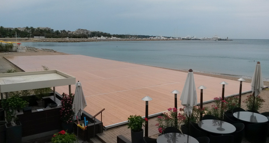 Planchers VIP Cannes
