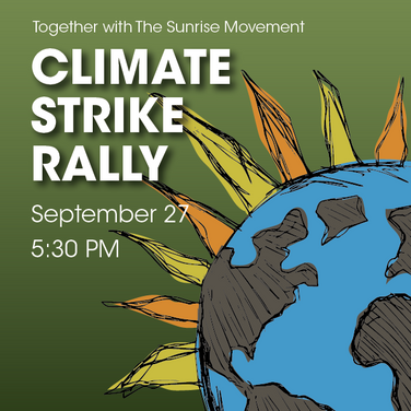 Climate Strike Rally