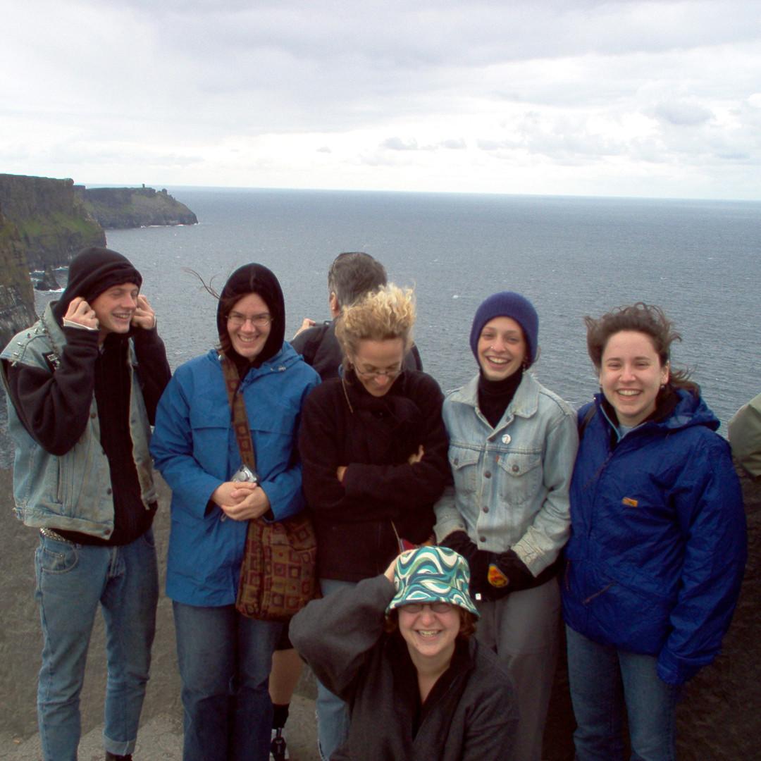 BRIMS, Ireland 2004, Cliffs of Moher-2.J