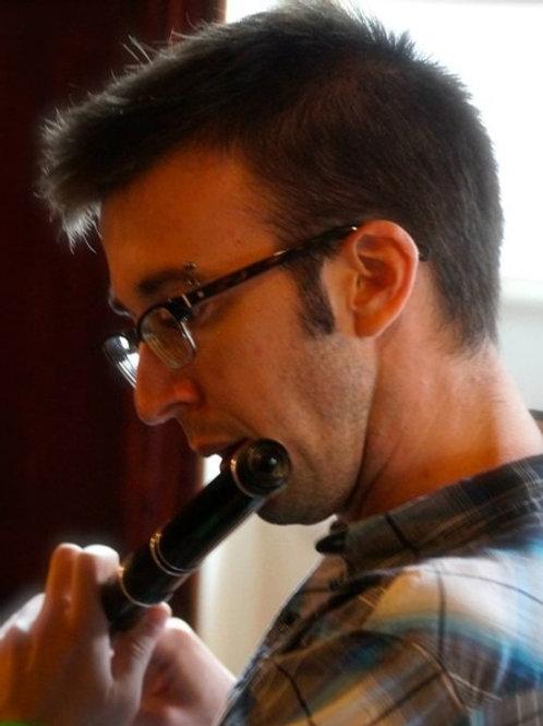 Teen Flute & Whistle Class