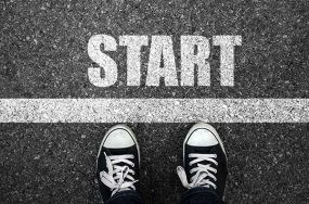 Today is the right day to start, in fact it is the only day you have.