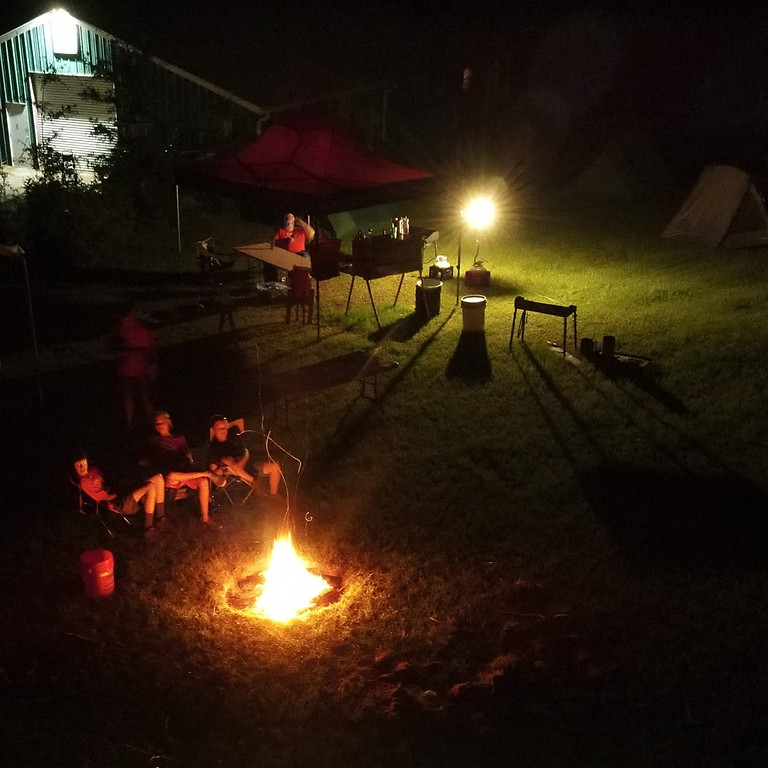 October Campout