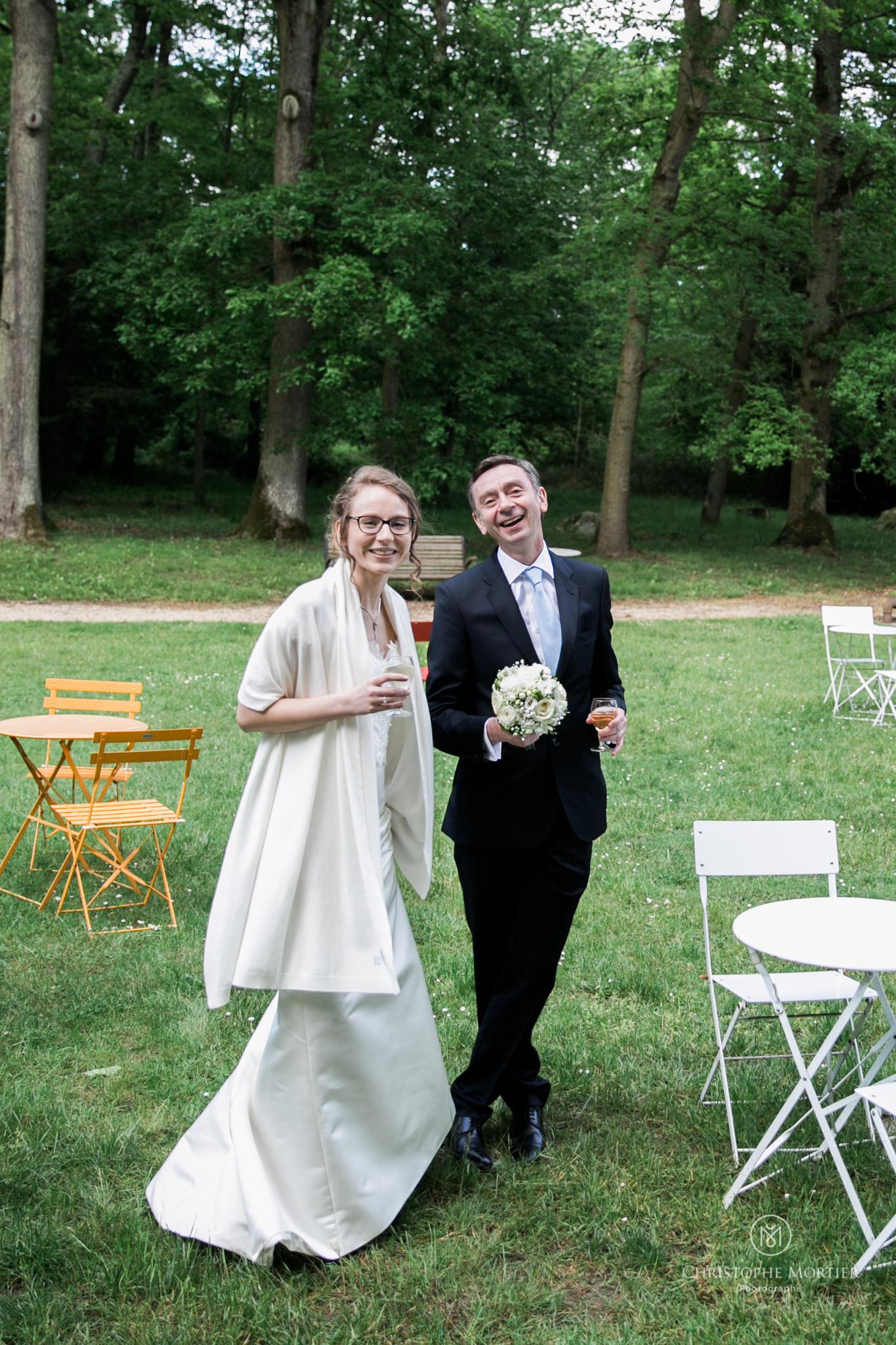 Reportage mariage Manoir des Roches