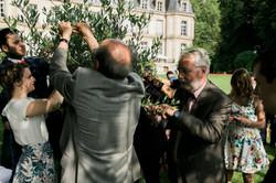 mariage Chateau de Santeny