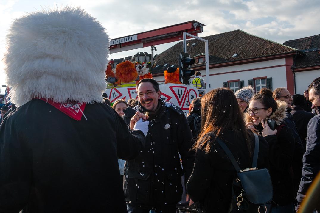 Carnaval Bâle - Suisse