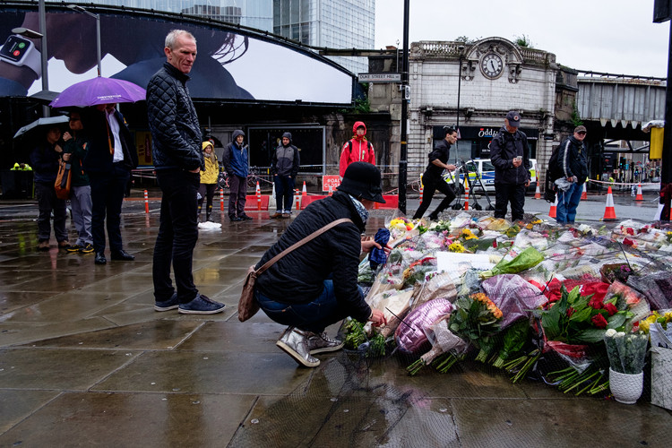 Hommage London Bridge, Londres