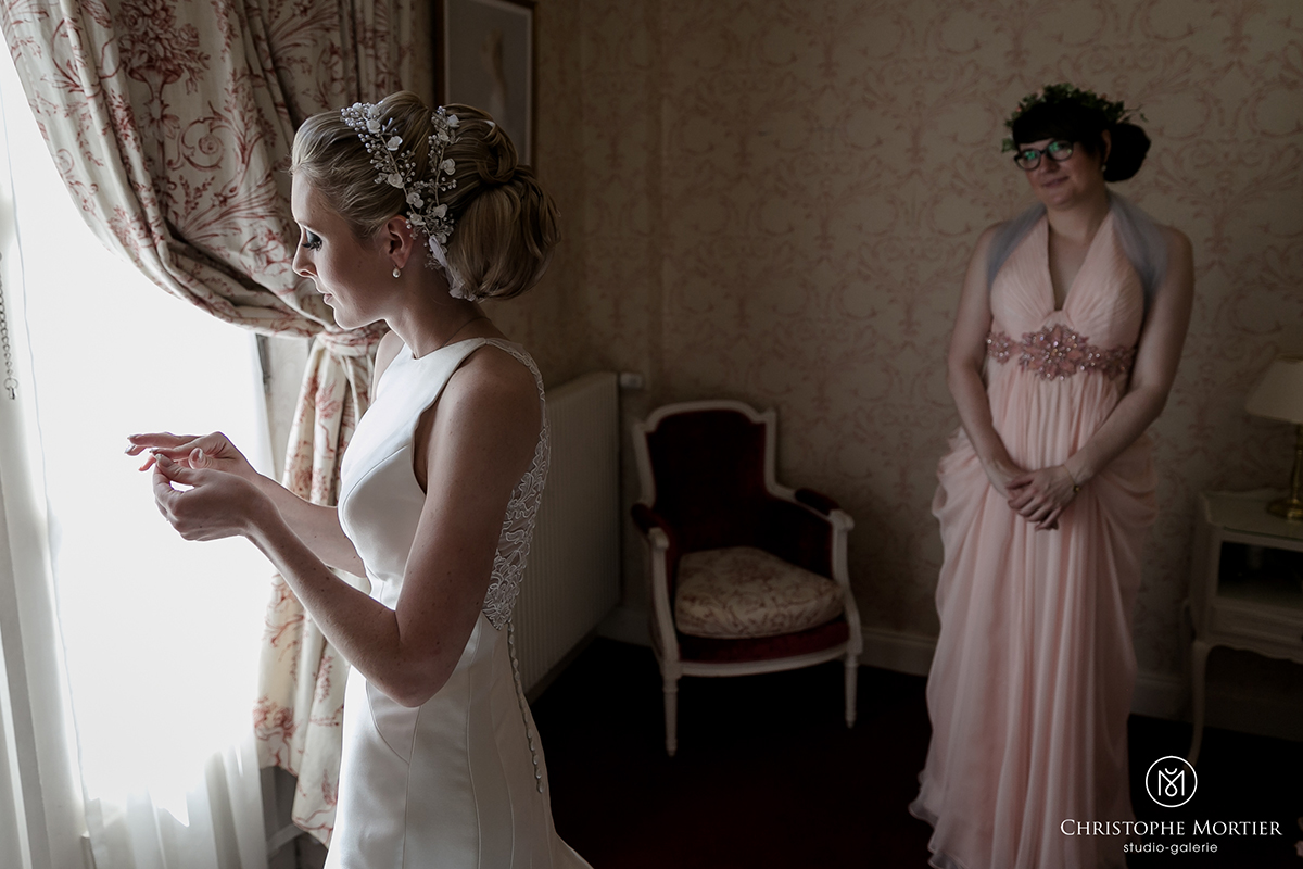 reportage mariage chateau Issenbourg