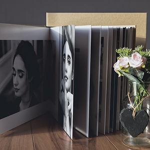 Album de mariage d'art de photos de mariage