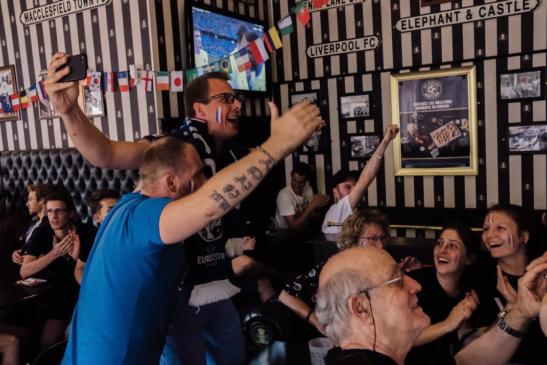 Quart de finale Coupe du monde 2018