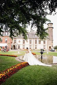 lieu reportage mariage et photographe mariage Chateau d'Isenbourg