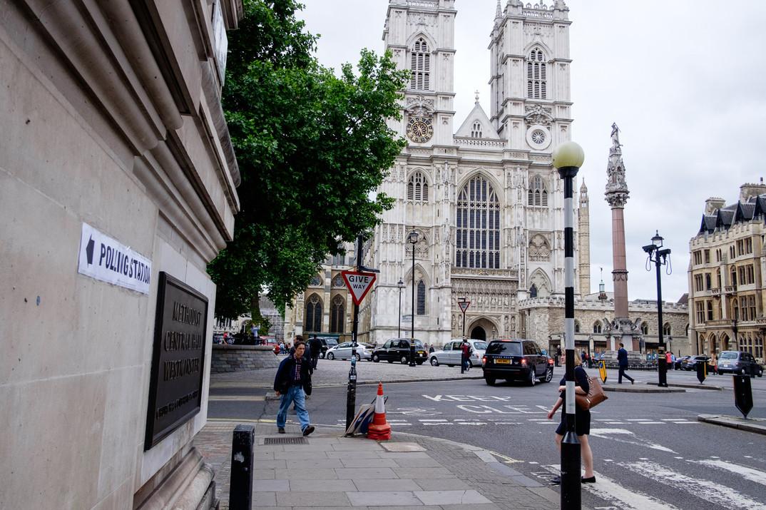 Polling Station - Londres
