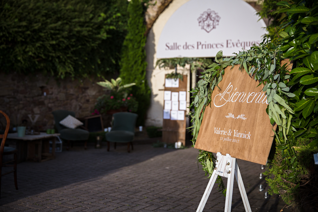 Mariage Chateau Isenbourg