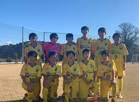【U-13】海浜リーグ 順位リーグ