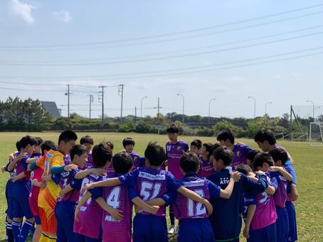 【U-13 次節試合情報】10/6(日)U-13L2部 第5節