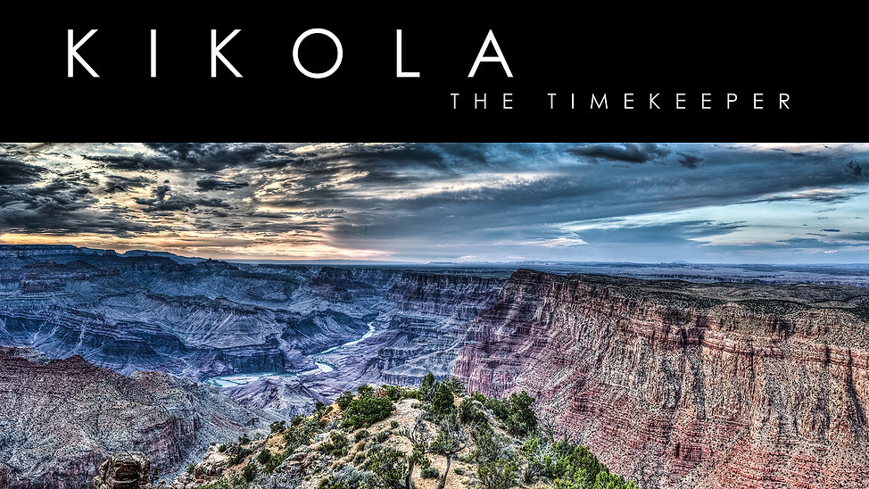 Kikola - The Timekeeper