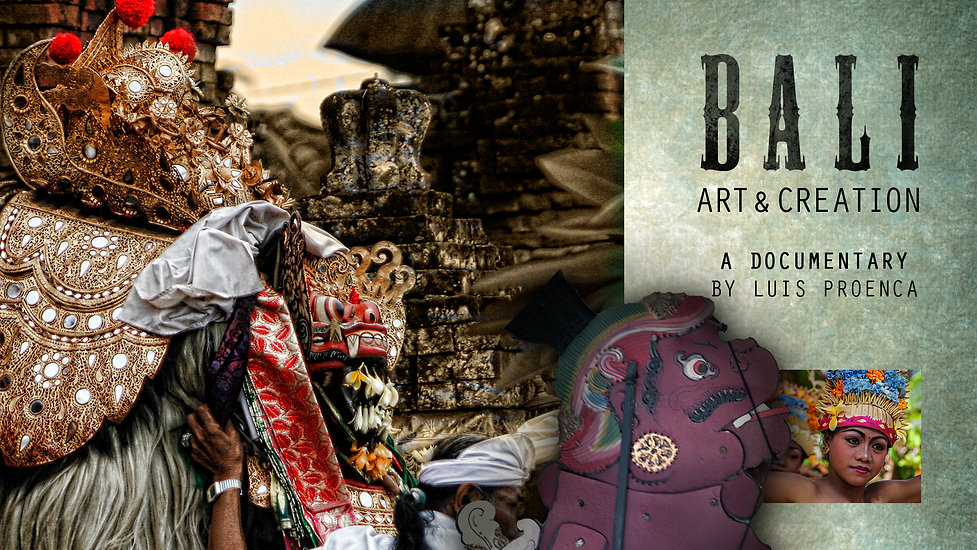 Bali - Art and Creation