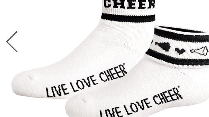 CSA Cheer Socks