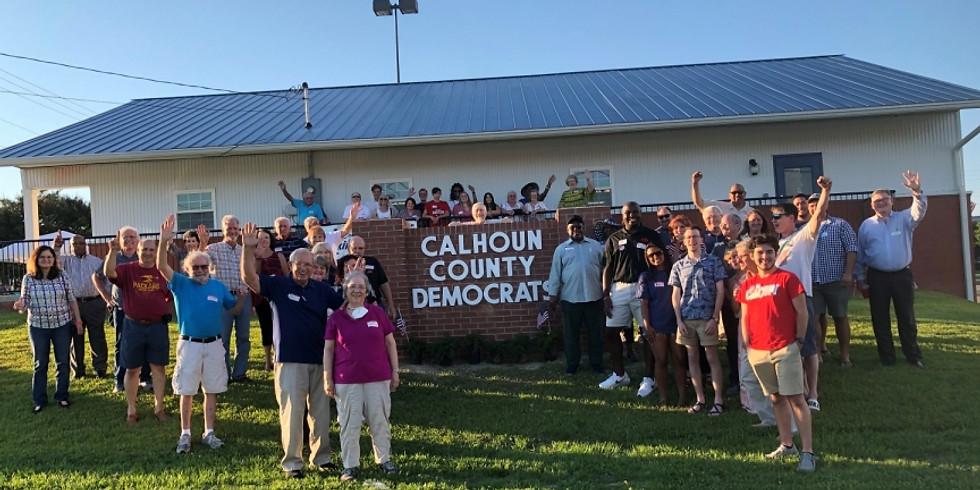 Calhoun County Democrat July Meeting
