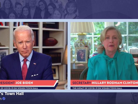 The Impact of Covid 19 on Women Town Hall with VP Joe Biden