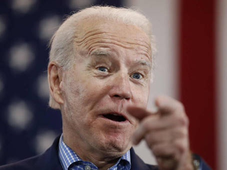 Biden's lead over Trump widens – but strain on his virtual campaign grows