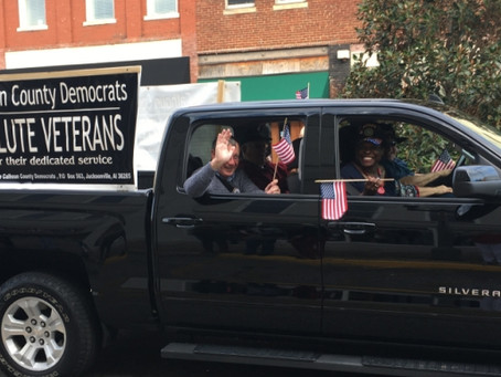 Democrats Support Veterans