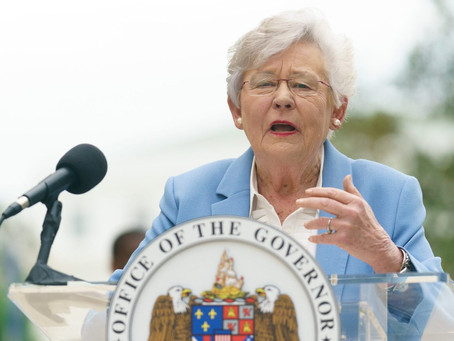 Gov. Kay Ivey sends bill seizing CARES Act funds back to Legislature without a signature