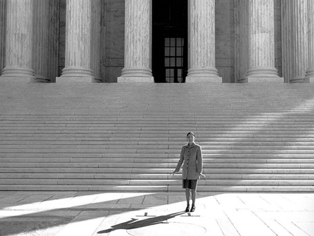 Join us for a candlelight vigil for Justice Ruth Bader Ginsburg