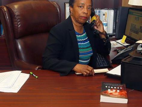 Hobson City Mayor Alberta McCrory is our September Speaker - We will be on Zoom