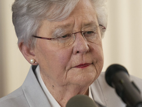 Opinion | Gov. Kay Ivey moved the football again