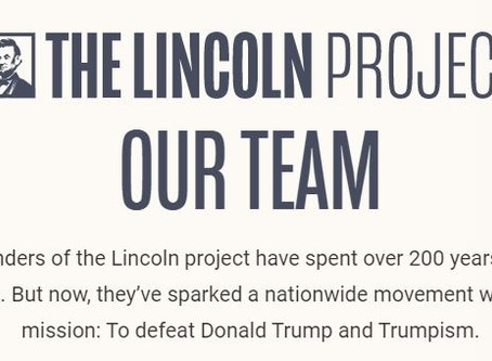 People's Podium: A View from the 'Republican' Side - The Lincoln Project