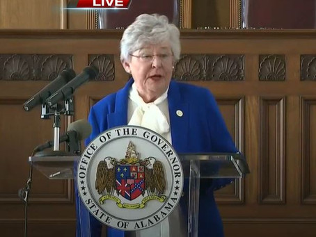 Governor Kay Ivey updates stay-at-home guidance for Alabamians