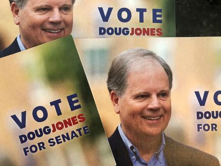It's a 'Family Affair' for Senator Doug Jones!