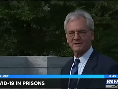 Former Gov Don Siegelman: Prisons are the new petri-dish