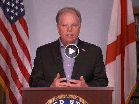 Senator Jones Live Coronavirus Update