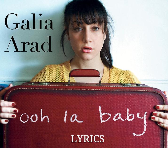 Galia Arad suitcase