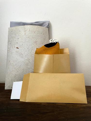 waterproof sustainable envelope packaging