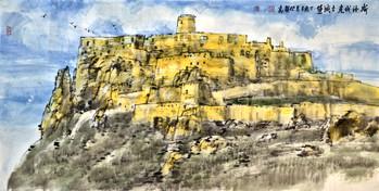 斯洛伐克古城堡
