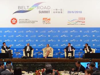 第三屆「一帶一路高峰論壇」促進全方位合作