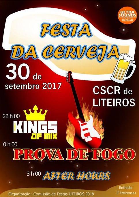 Festa da Cerveja em Liteiros
