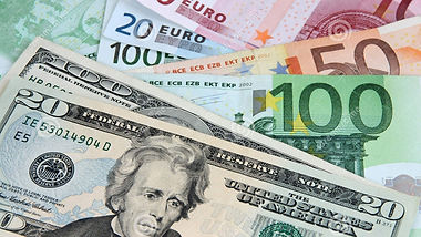 midia-indoor-euro-dolar-moeda-nota-cedul