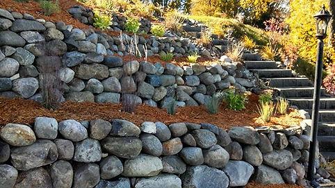 Landscape Redwood Falls