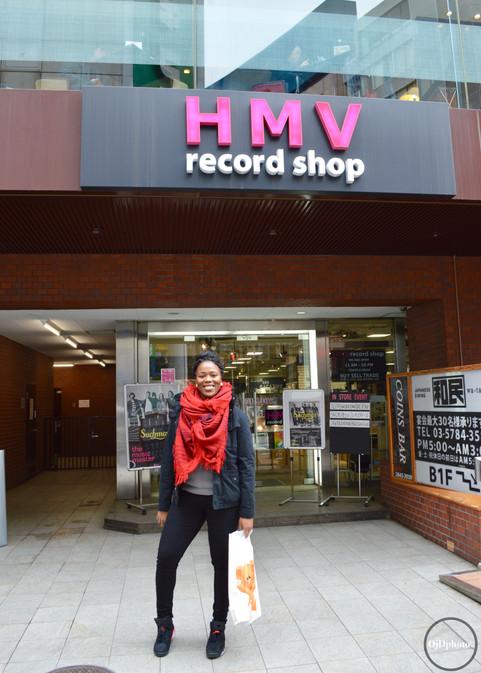 HMV x RECOFAN RECORD SHOP